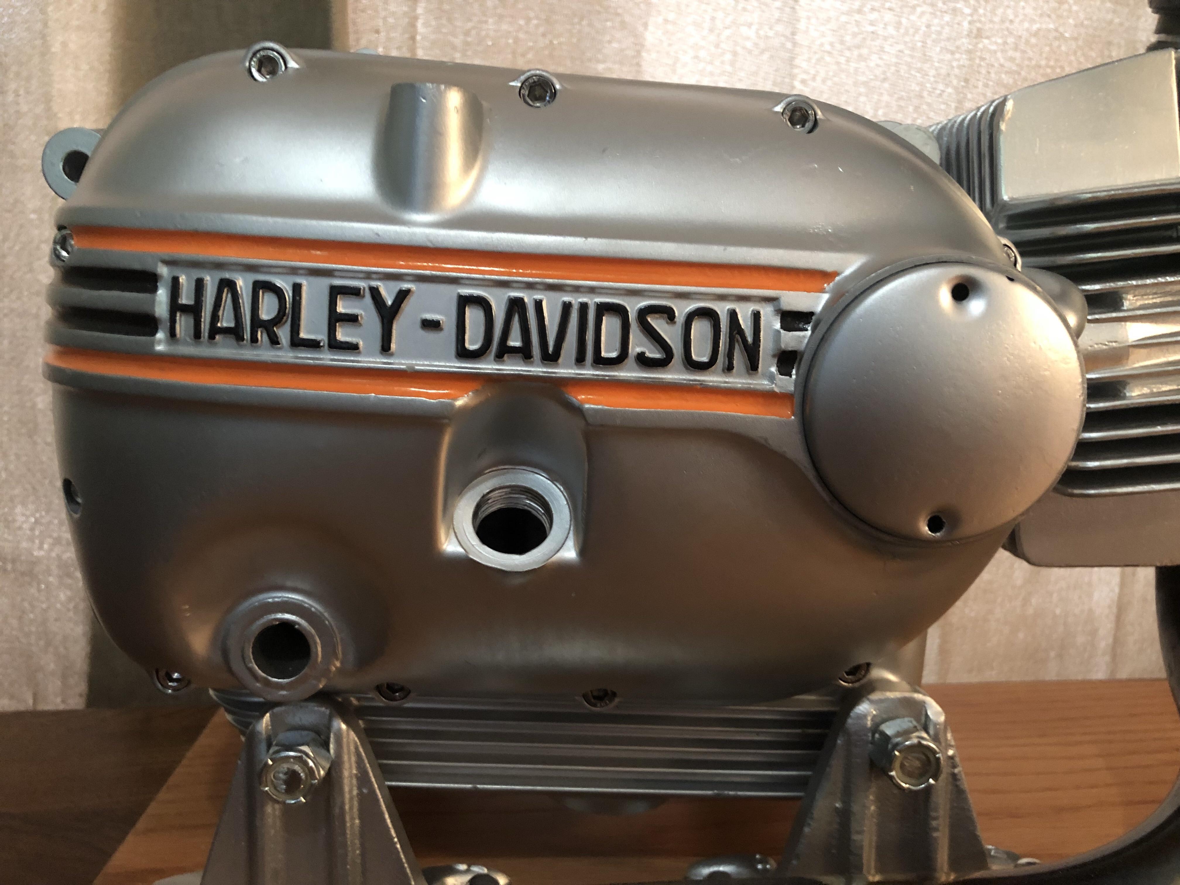 Harley Davidson Beer Dispenser